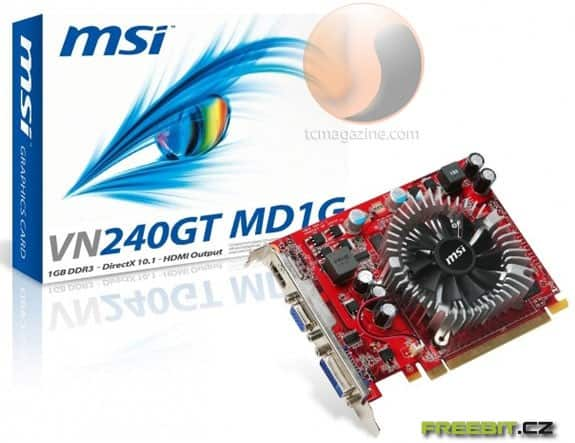 MSI_VN240GT-free