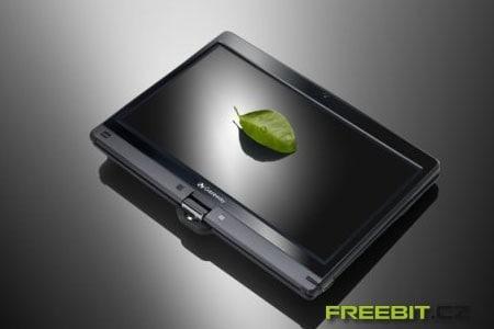 Hybridní tablet Gateway EC18T