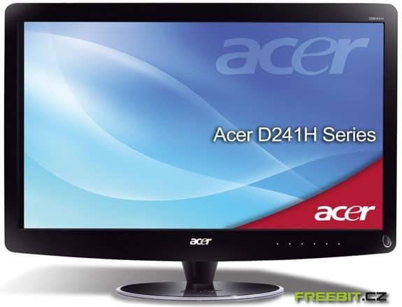 Acer D241H a WiFi