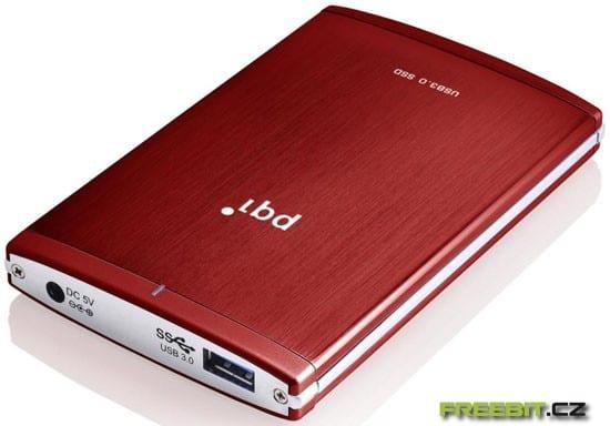 Přenosné SSD, PQI S533-E