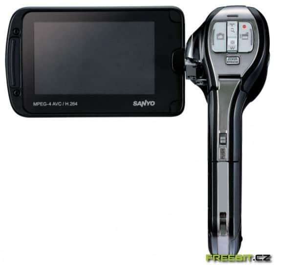 Vodotěsná videokamera Sanyo Xacti