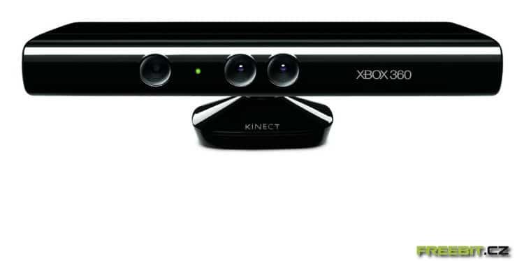 Prodáno 2,5 milionů ovladačů Kinect