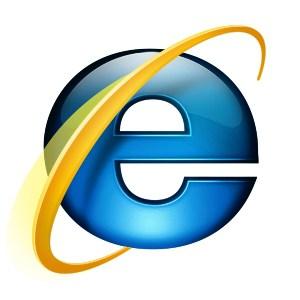 Děravý Internet Explorer