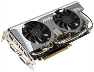 GeForce GTX 560 Ti Twin Frozr II