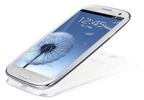 Smartphone Samsung Galaxy S3 jde do prodeje