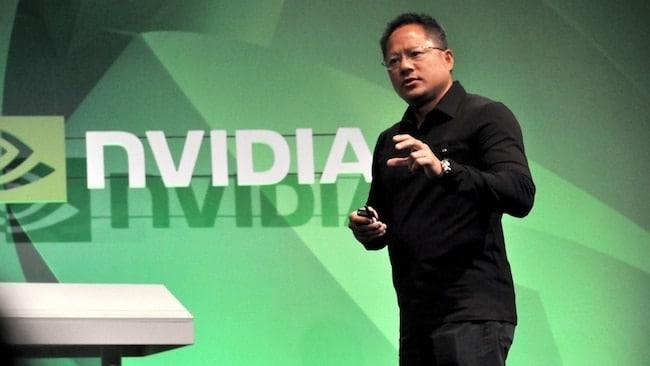 Integrovaný čip Nvidia Tegra Grey