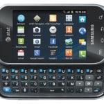 Galaxy Appeal s QWERTY klávesnicí