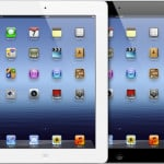 Tablet: Apple iPad a 128 GB paměti