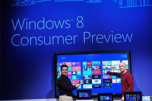 Aktualizace Windows 8 Blue