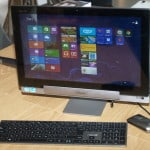 ASUS Transformer AiO - PC Station + tablet