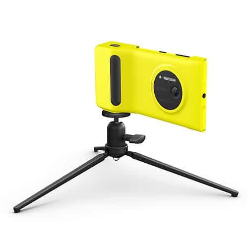 Nokia Lumia 1020 stativ