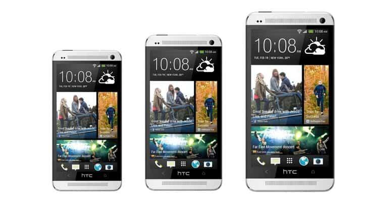 Rodina HTC One