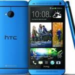 HTC One přichází v modrém