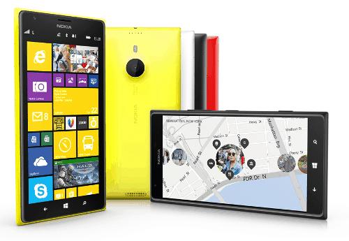 Smartphone Nokia Lumia 1520