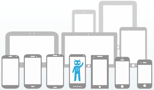 CyanogenMod Installer pro smartphone a tablety