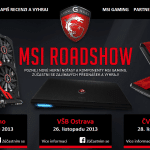 MSI Gaming Roadshow 2013