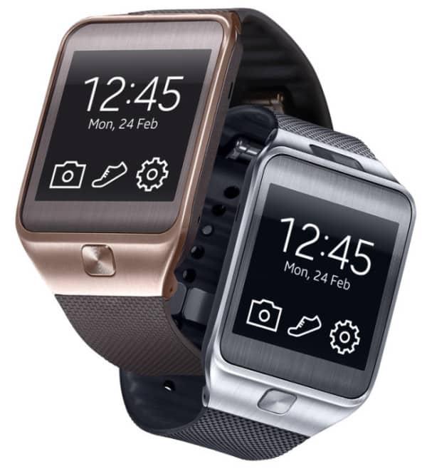 Hodinky Samsung Gear 2
