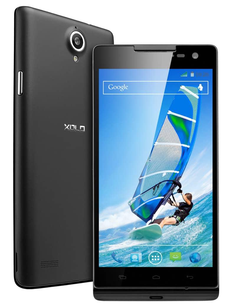 Smartphone Lava Xolo Q1100