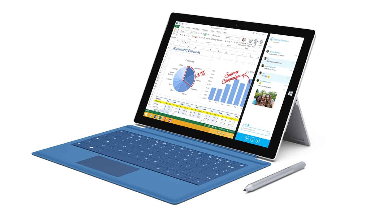 Microsoft Surface Pro 3: král výkonu i ceny