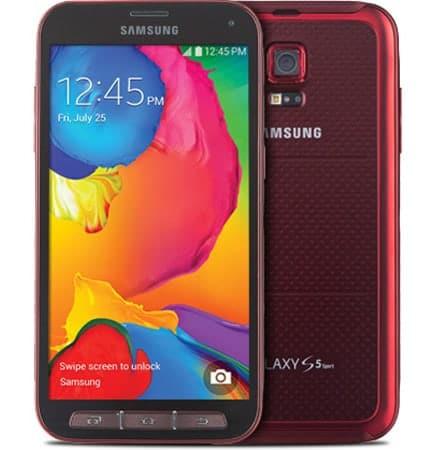 Android telefon Samsung Galaxy S5 Sport