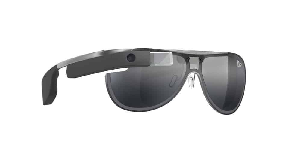 Edice Google Glass DVF