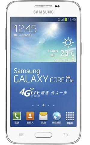 Samsung Galaxy Core Lite