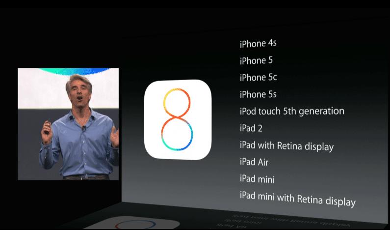 na iPhone 4 si už iOS 8 nenainstalujete