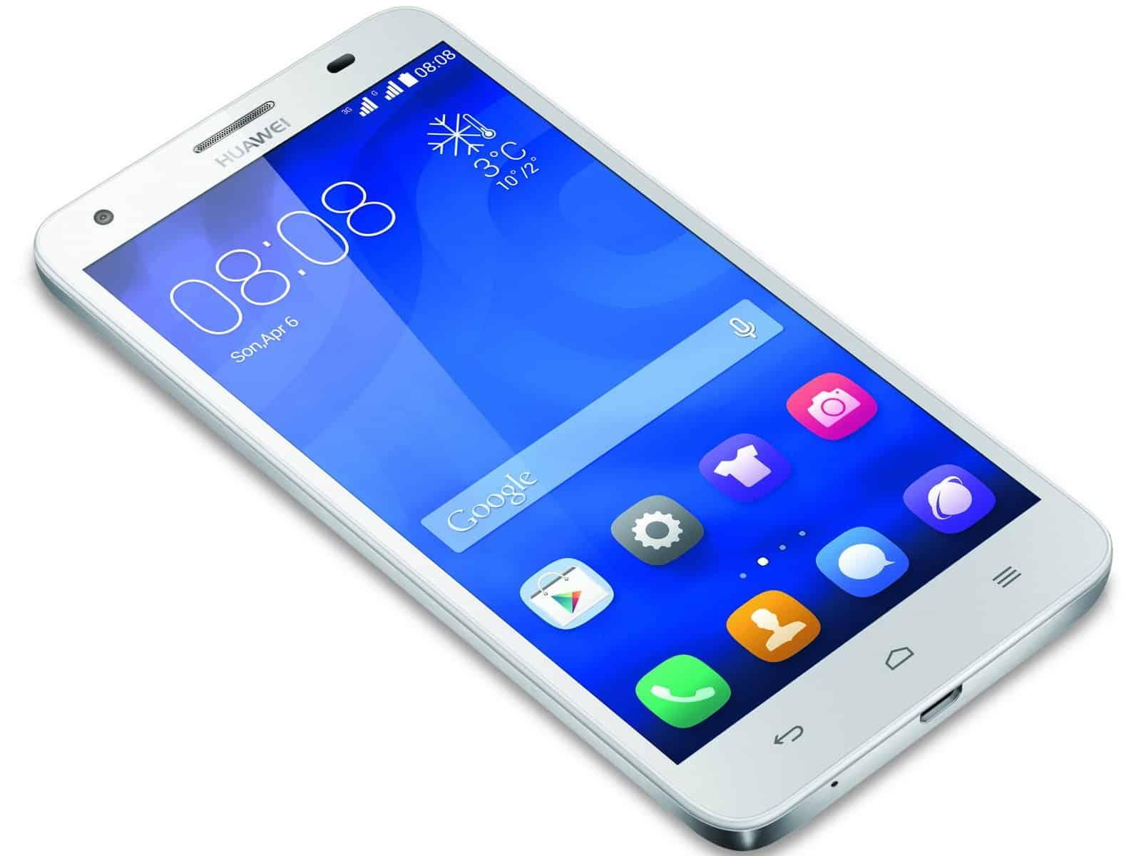 Smartphone: Huawei Ascend G750