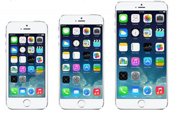 Smartphone Apple iPhone 6 (iOS 8)