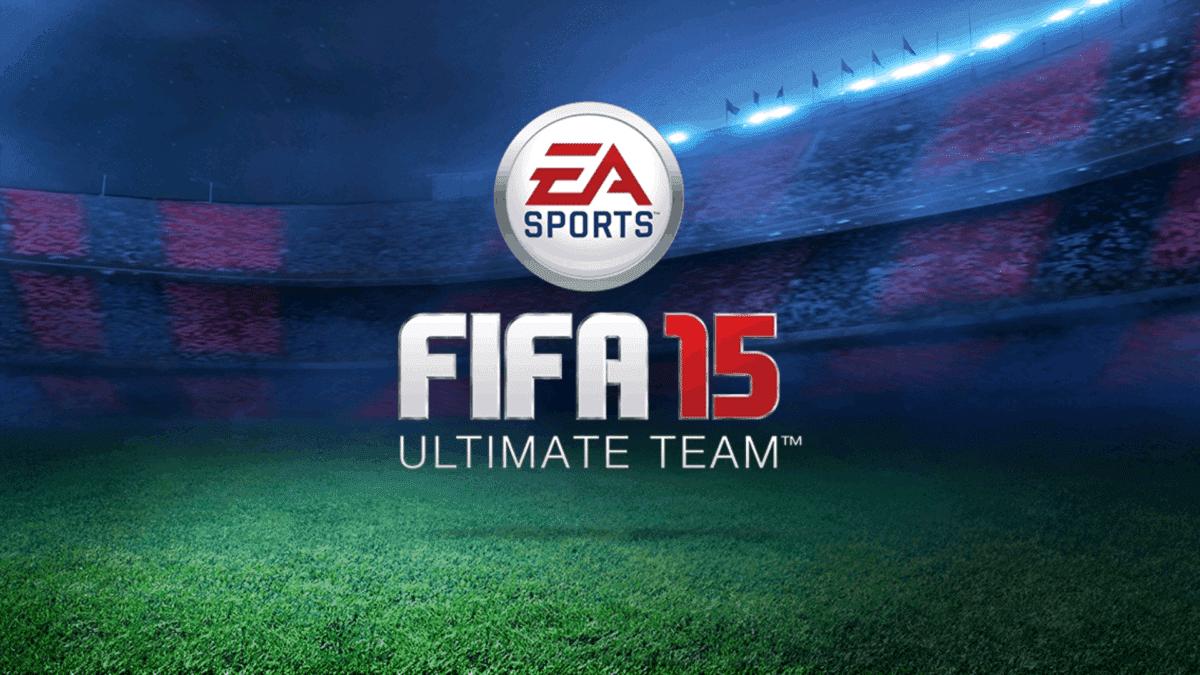FIFA 15 UT je nyn  237  na Google Play ke sta  en  237 Fifa 15 Logo