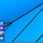 Úvodní obrazovka Windows 10 a nabídka Start
