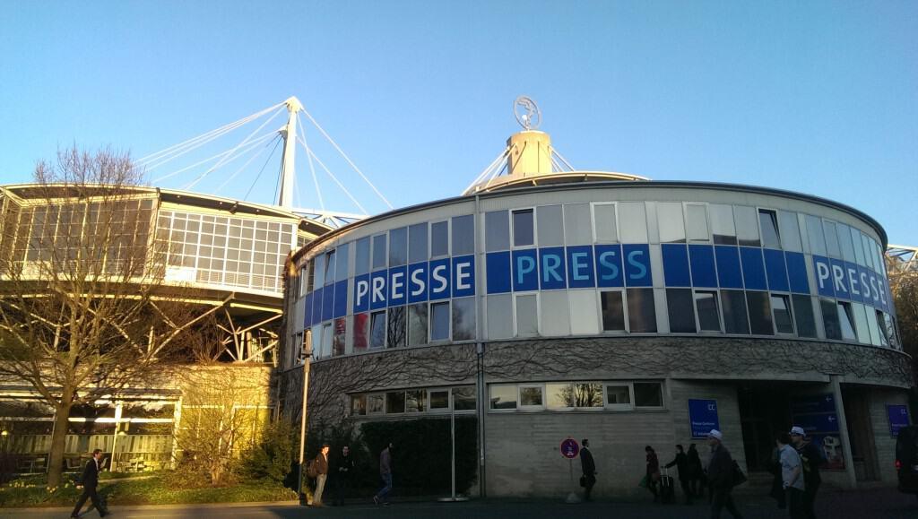 CeBIT 2015 Press