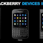 Na trh se dostaví BlackBerry Passport, Z3 či model Classic