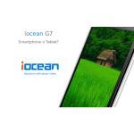 iOcean G7, displej s jemností hedvábí