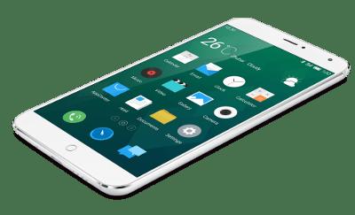 Meizu MX4 ve spojení s osmijádrem