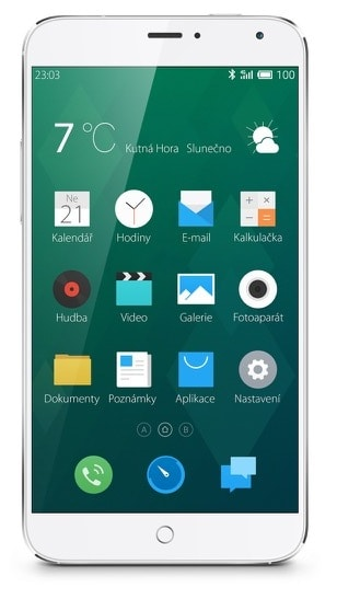 Smartphone MEIZU MX4