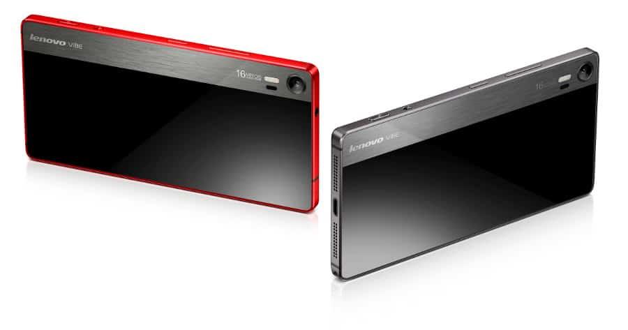 Lenovo Vibe Shot MWC BI