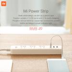 Nabíječka v podobě prodlužovačky - Mi Power Strip