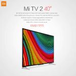 Cenové dostupné 4K televizory od Xiaomi