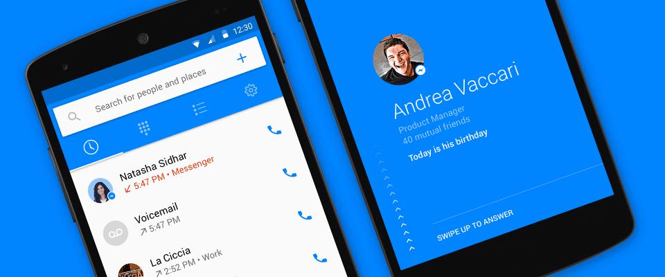 Volejte s novou aplikací Facebook Hello