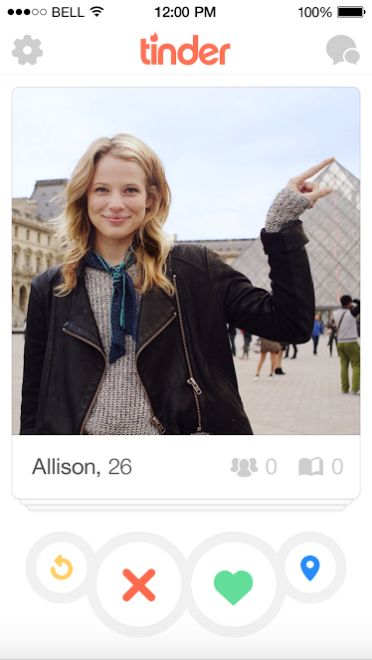 Tinder Discovery