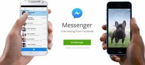 Messenger můžete používat bez ohledu na váš systém