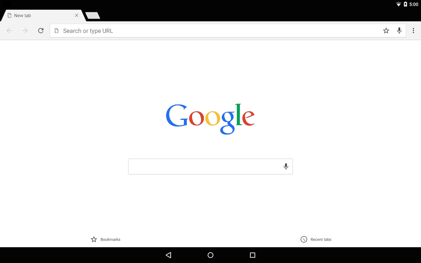 Google Chrome pro Android (NEW)