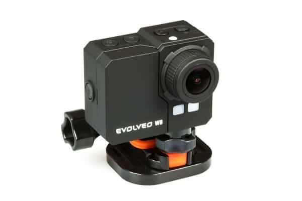 EVOLVEO-SportCam-W8-top