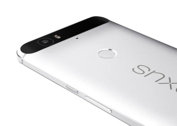 Nexus 6P detail