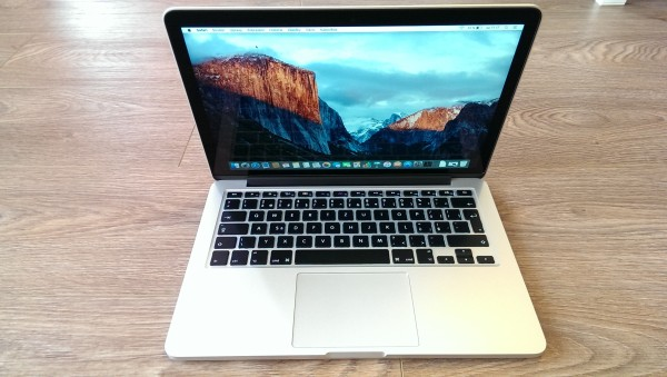 MacBook Pro 2015 Retina UP