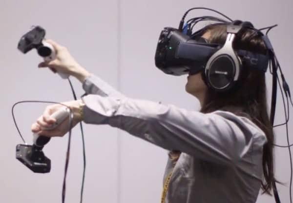 Ve virtuální realitě bychom mohli hrát hry, zcela revolučním zůsobem