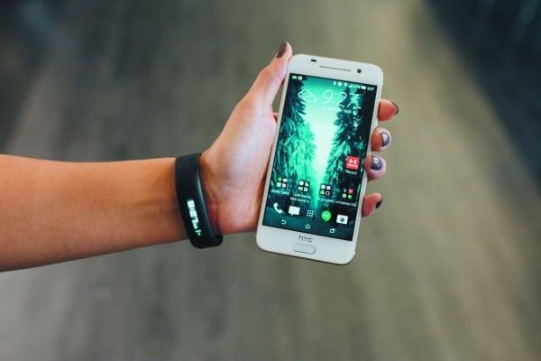 Veškeré údaje se dají sledovat na smartphonu
