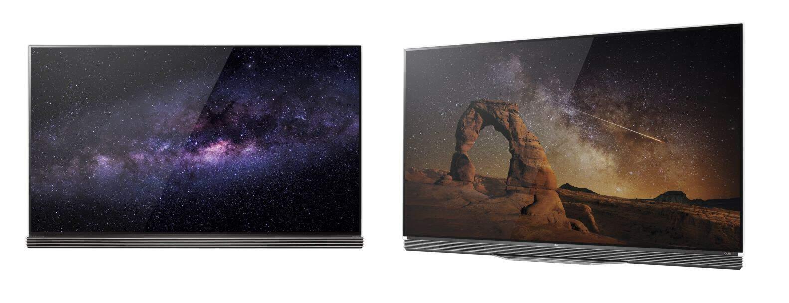 OLED TV _E6+G6