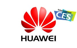 huawei ces